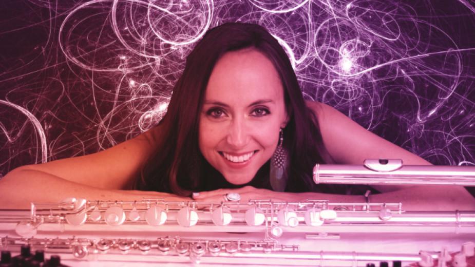 Сара Джейн Херджис от Rio Trio