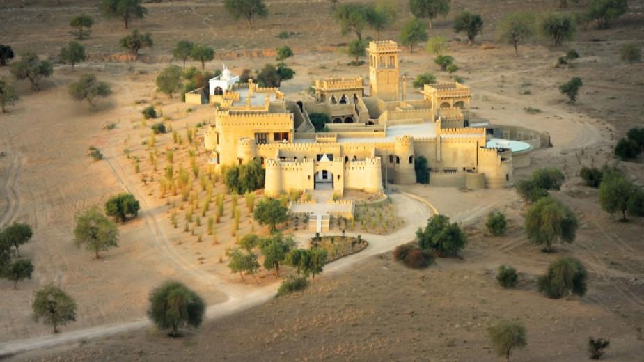 В Индия махараджи превръщат дворците си в хотели