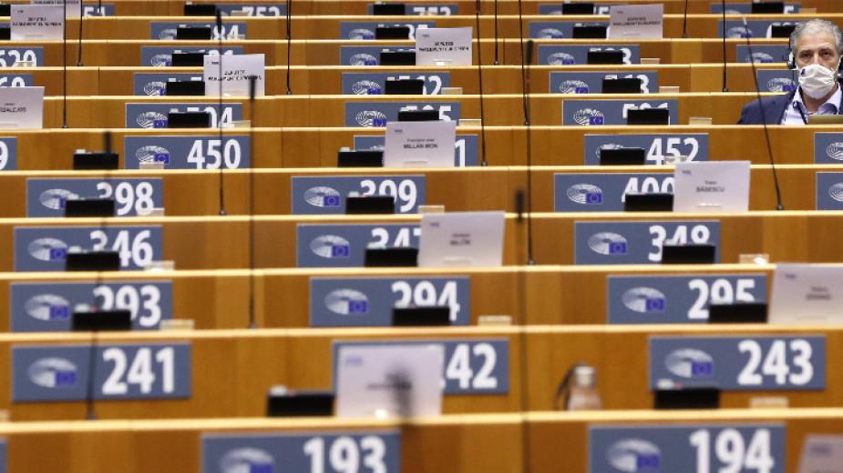 Утре евродепутатите ще решат дали да използват неотложната процедура за