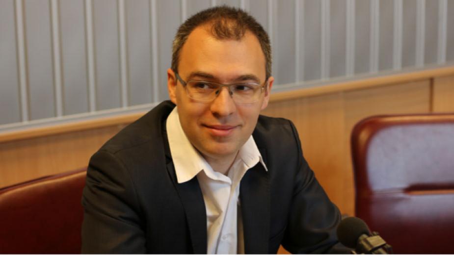 Добромир Иванов, председател на Българската стартъп асоциация