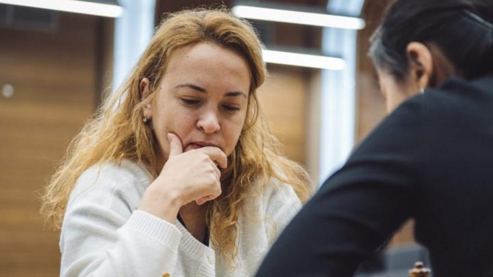 Антоанета Стефанова допусна втора загуба на Гран при турнира по