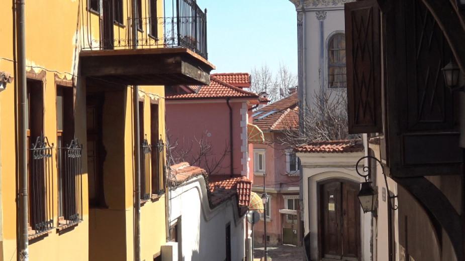 Празниците на Стария град в Пловдив честват своя 10-годишен юбилей.