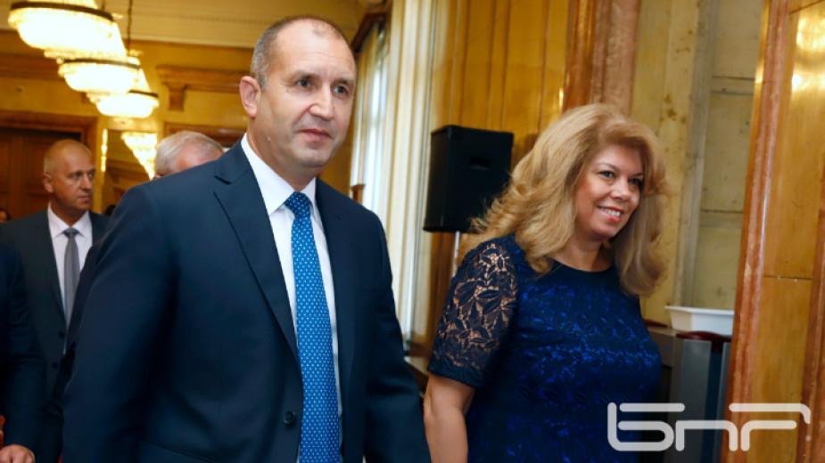 Вицепрезидентът Илияна Йотова разкритикува политиката на правителството Борисов 3 по