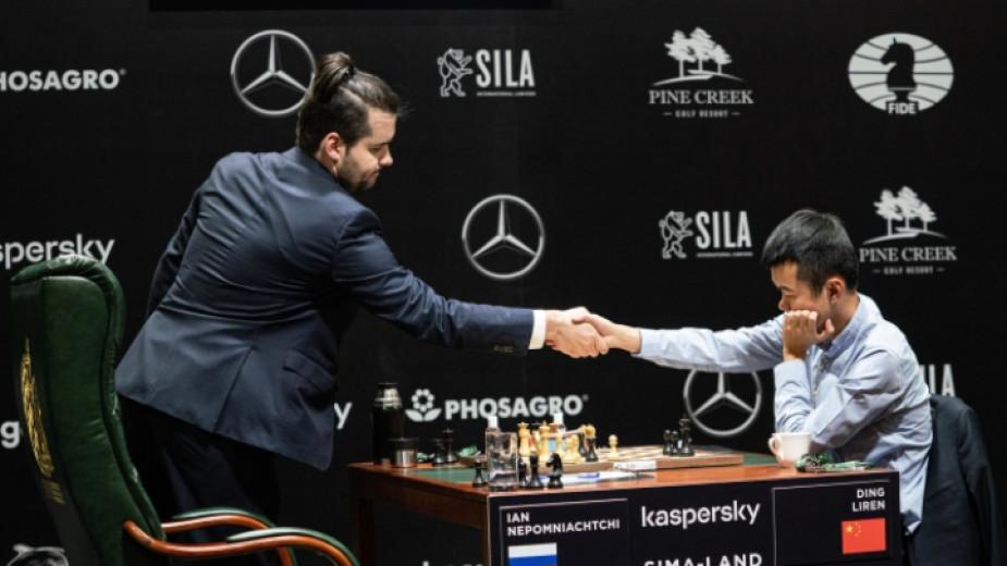 Прекратиха шахматния турнир на претендентите