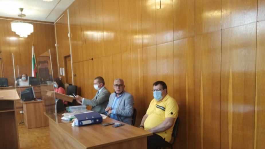 Оправдаха бившия общински съветник от Бургас Бенчо Бенчев по всички