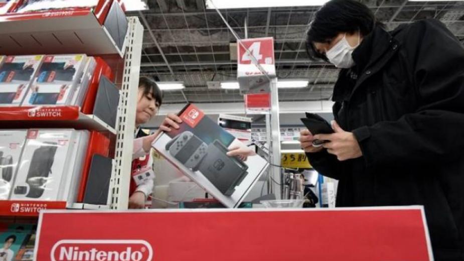 Nintendo премества производството си извън Китай с оглед на опасенията за мащабна търговска война със САЩ