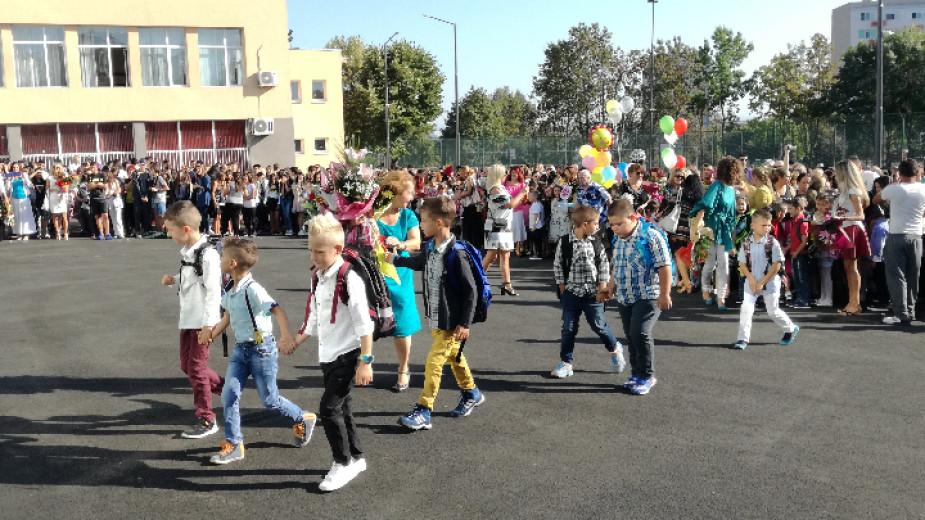 Засилен интерес към помощите за ученици в Бургаско