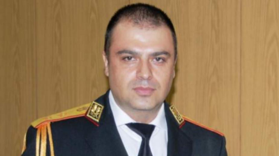 Началникът на пловдивската полиция е временно отстранен от длъжност заради