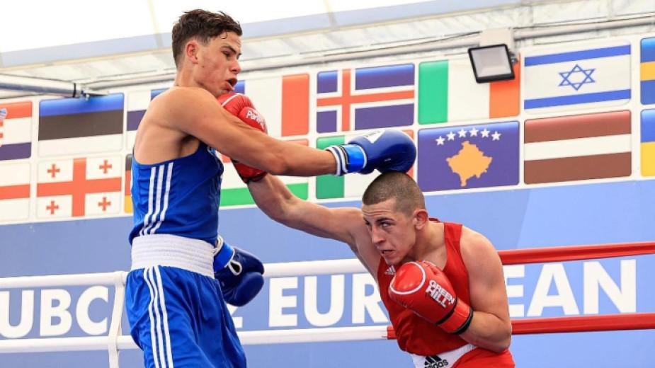 Рами Киуан донесе втора българска победа в първия ден на