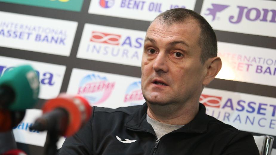 Златомир Загорчич официално се завърна начело на футболния Славия. Той
