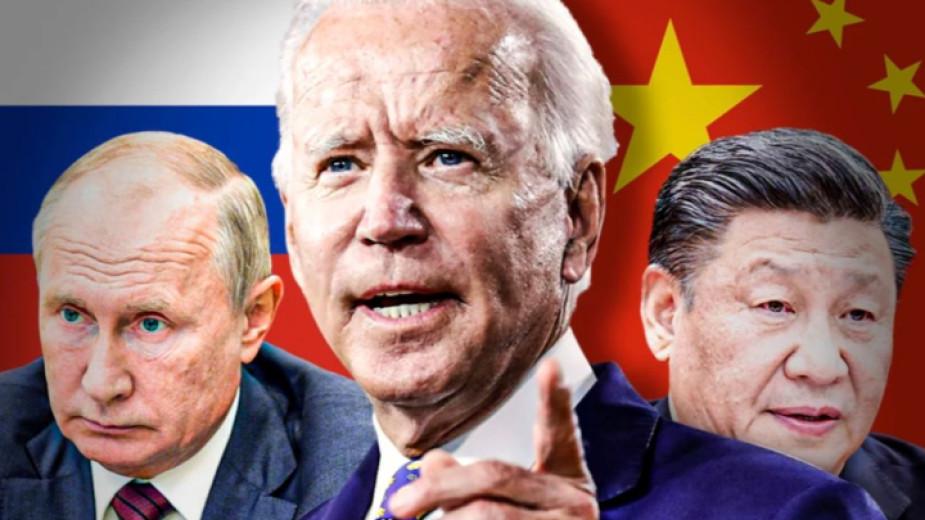 Президентът на САЩ Джо Байдън покани своите колеги от Русия
