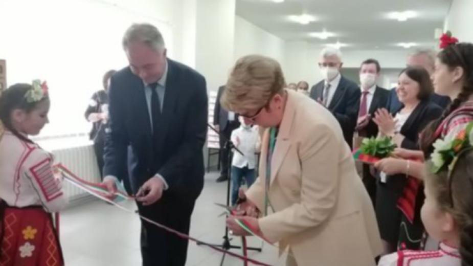 Посланикът на Русия у нас Елеонора Митрофанова откри официално Руския