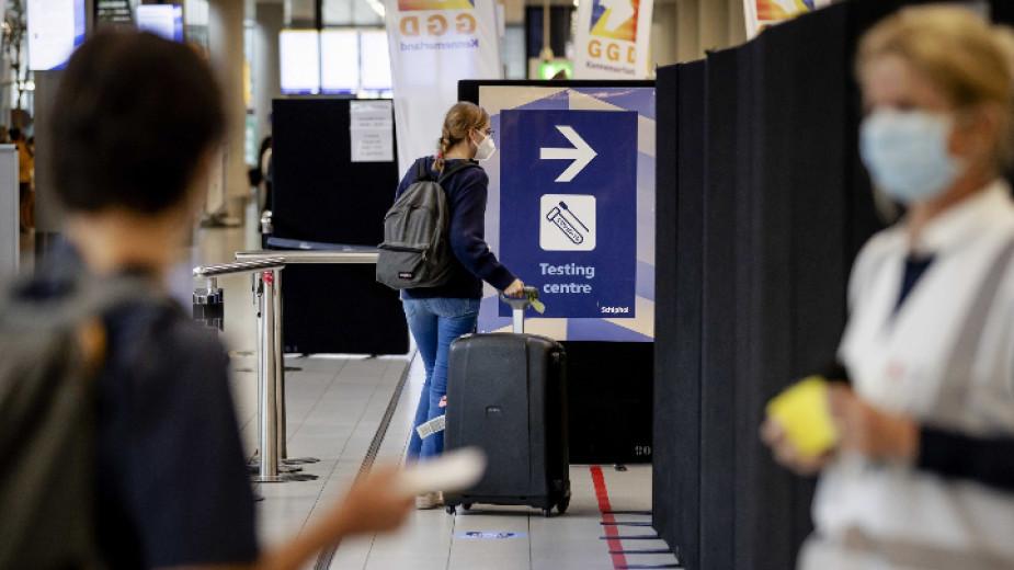 8218 нови случаи на коронавирус е имало в Нидерландия за
