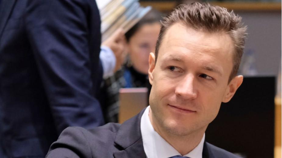 Австрийският финансов министър Гернот Блюмел заяви в четвъртък, че инфлационните