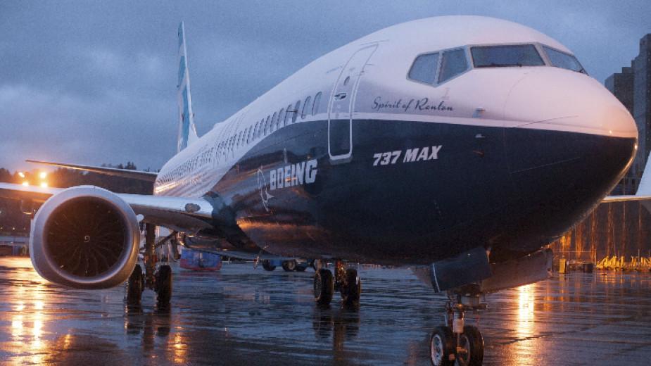 Спад на доставките на самолети