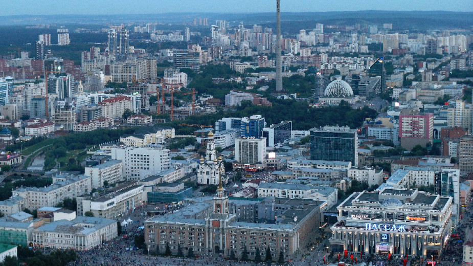 Жители на Екатеринбург излязоха за втори път на протест срещу строителството на църква