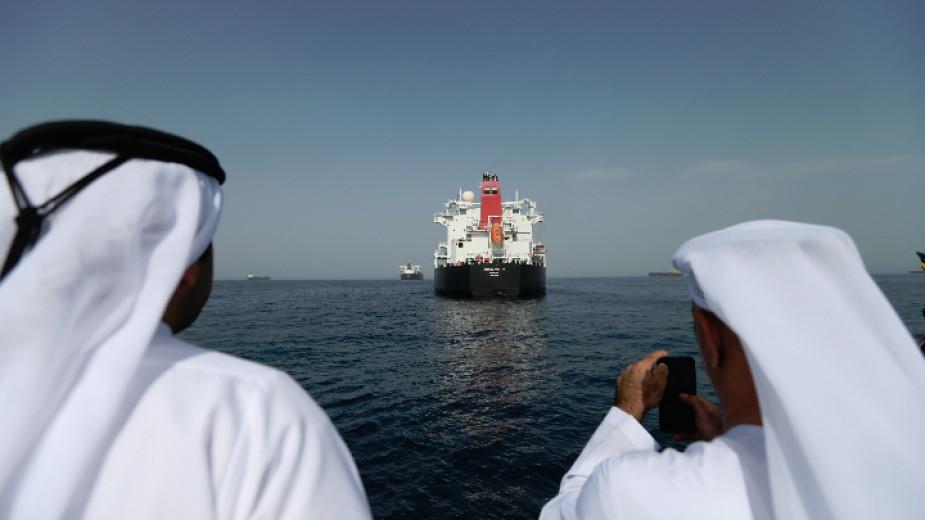 ОАЕ обещаха да проявят сдържаност след саботажа на танкерите им