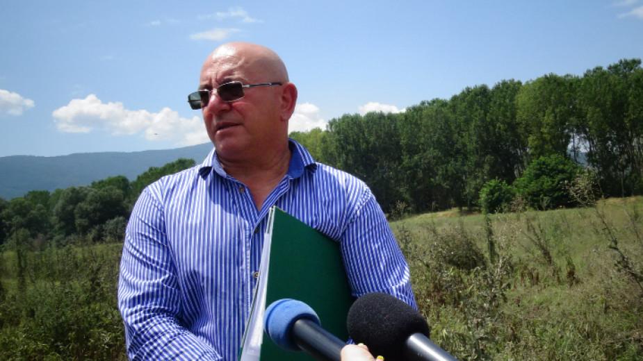 министр охраны окружающей среды Болгарии Эмил Димитров