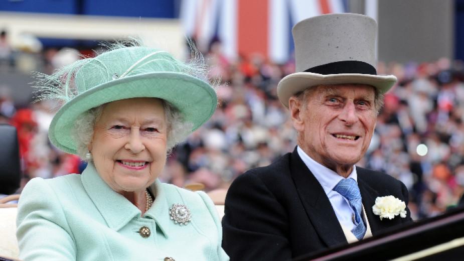 Принц Филип, съпруг на британската кралица Елизабет Втора, почина на