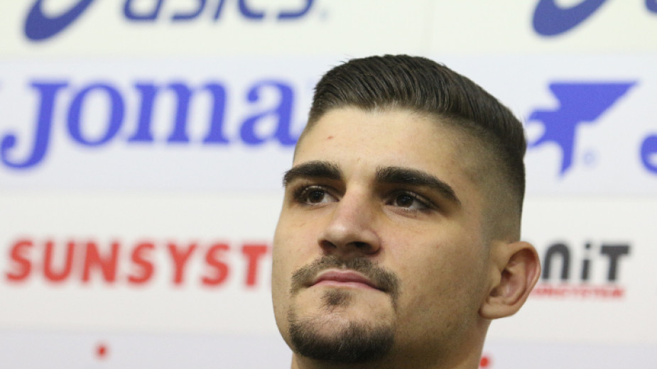 Нападателят Преслав Боруков се раздели с унгарския футболен клуб Залагерсег