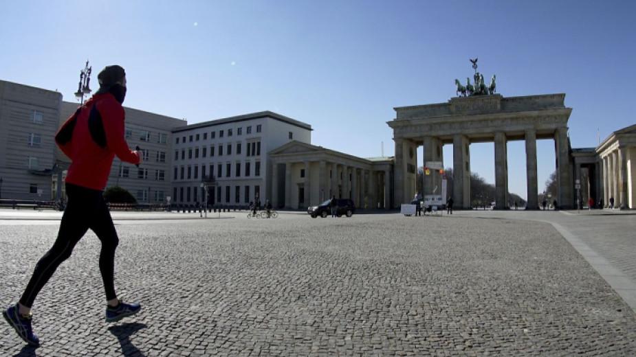Германия регистрира ръст на новозаразените с коронавирус
