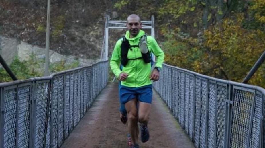 Планинският бегач Калоян Пейчев - Кофето направи опит за нов