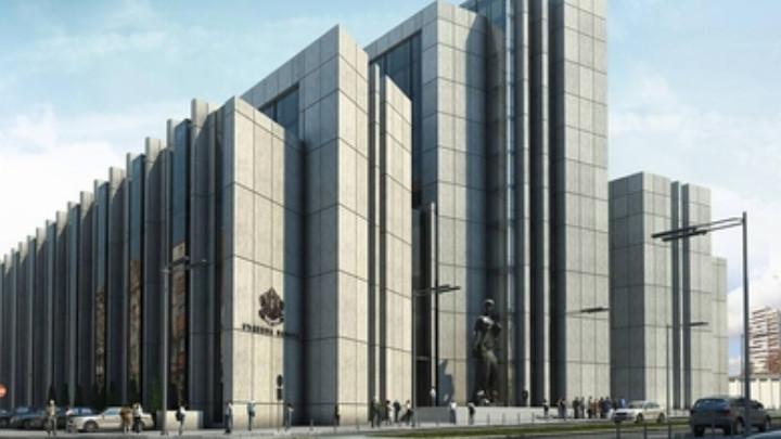 Идеен проект за Съдебна палата във Варна.