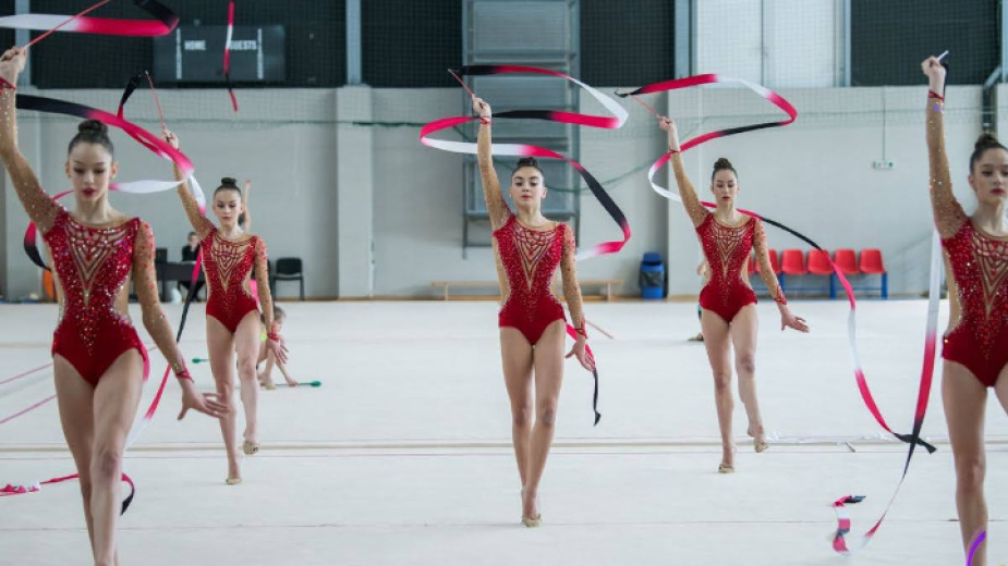 Ансамбълът на България за девойки зае четвърто място в многобоя