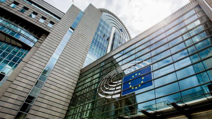 Евродепутатите от ГЕРБ/СДС в Европейския парламент Андрей Ковачев, Андрей Новаков,