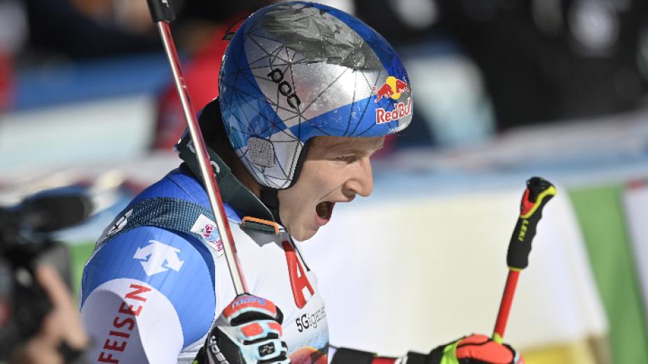 Швейцарецът Марко Одермат спечели първия старт за сезона в Световната