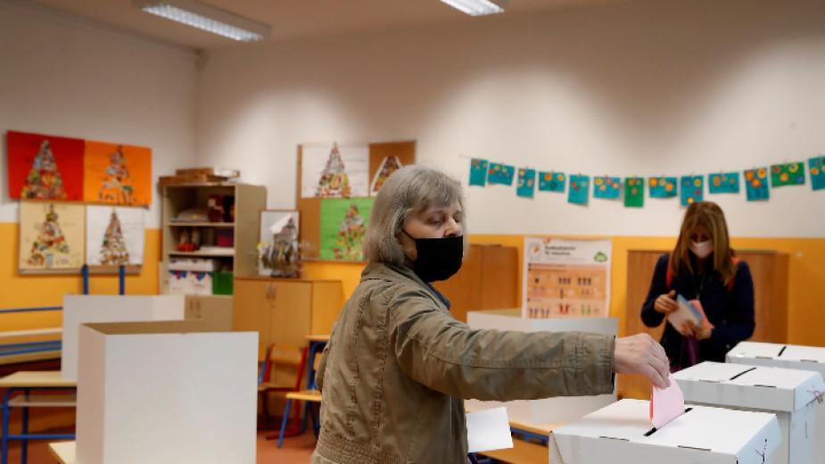 Според предварителните резултати от местните избори в Хърватия, публикувани от