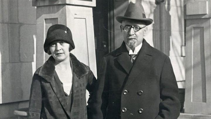 Бистра Винарова и Симеон Радев