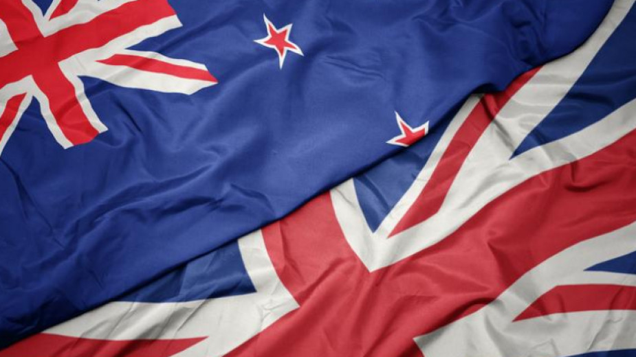 Великобритания и Нова Зеландия постигнаха принципна договорка за двустранна сделка