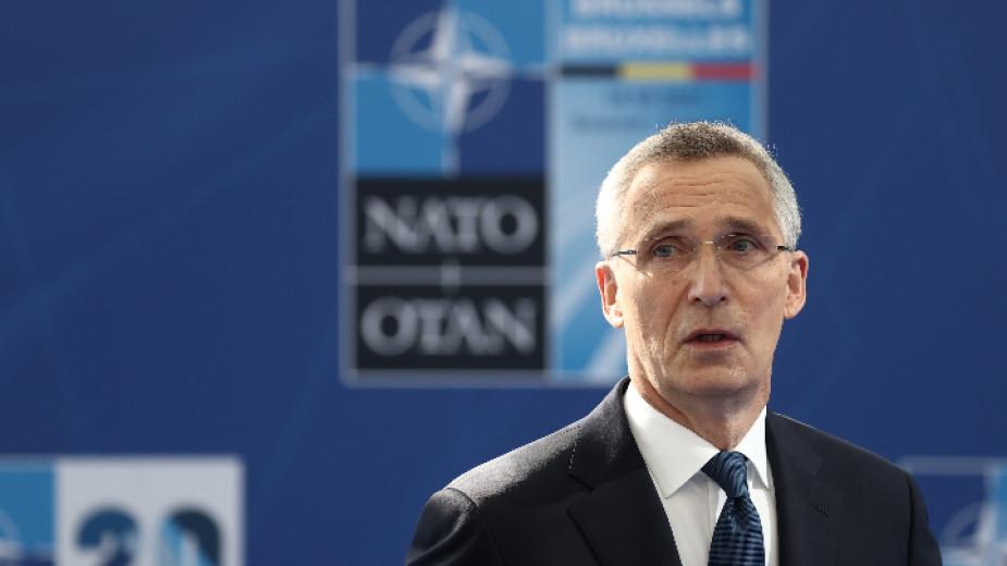Лидерите на страните-членки на НАТО започнаха да пристигат в Брюксел