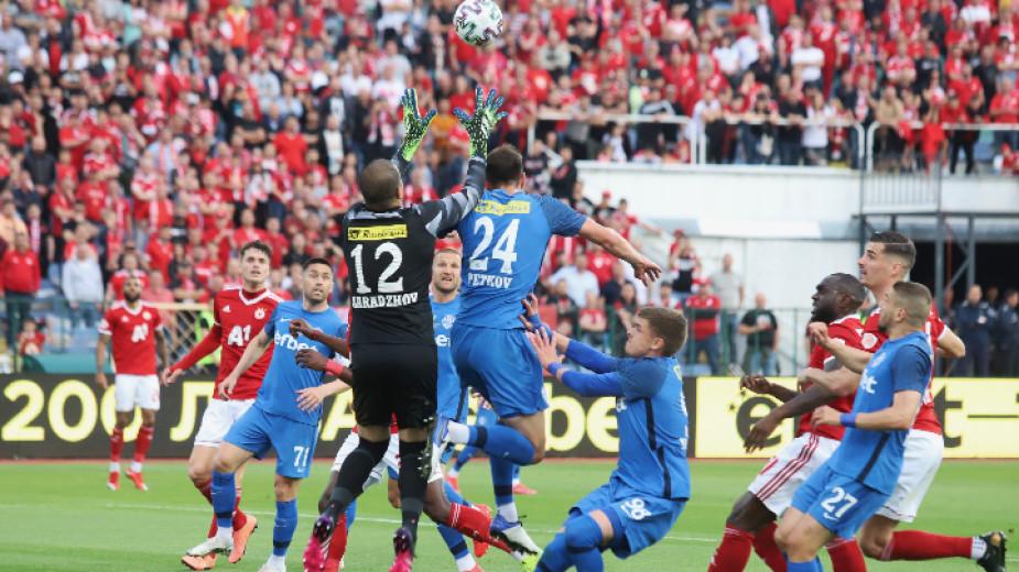 Арда се наложи над Черно море с1:0в мача-бараж за участие