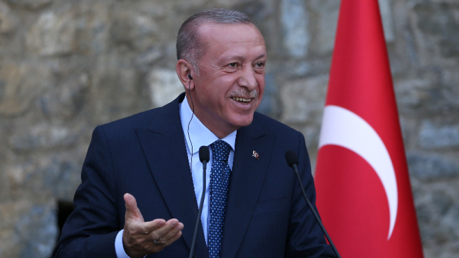 Турският президент Реджеп Ердоган заяви, че преговаря със САЩ за