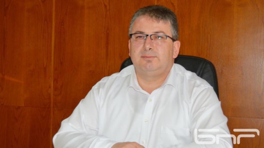 Юсеин Ахмед, председател на ОбС в Кърджали