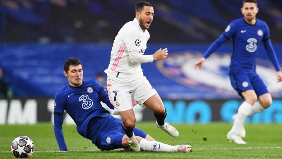 Полузащитникът на Реал (Мадрид) Еден Азар се извини на феновете