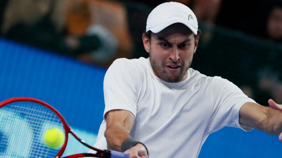 Аслан Карацев триумфира с титлата на тенис турнира за мъже