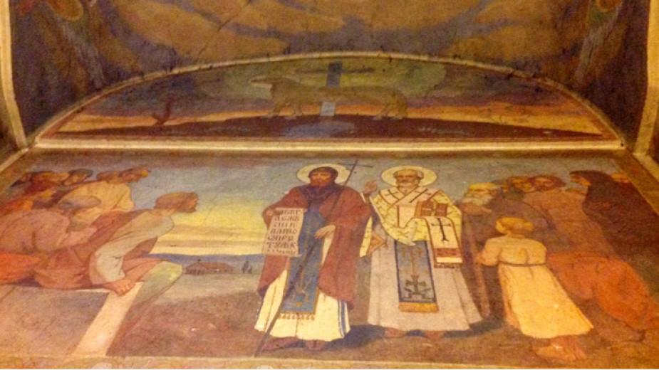 Православната църква в Гърция отбелязва празника на светите братя Кирил