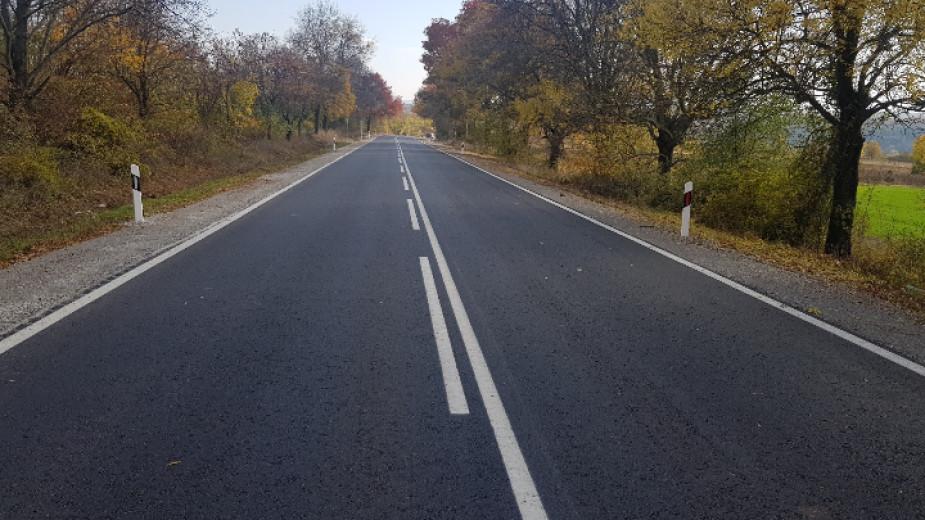 Възстановено е преминаването на моторни-превозни средства и в двете ленти