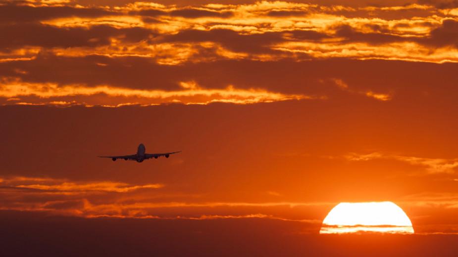 Русия обяви зона, опасна за полети на гражданската авиация над