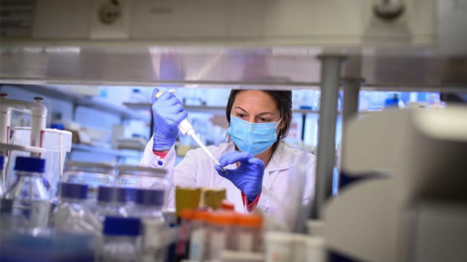 Българска ваксина срещу Covid-19 се разработва в Департамента по имунология