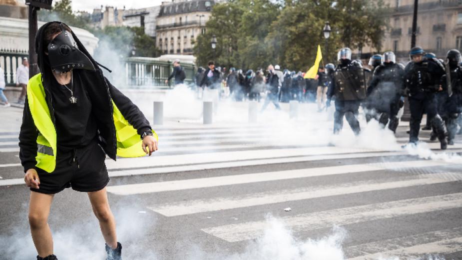 В над 150 града във Франция се организират митинги срещу