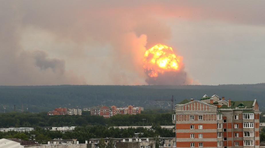 Препоръчана е евакуация на руско село край военен полигон, радиацията в района се е повишила 16 пъти