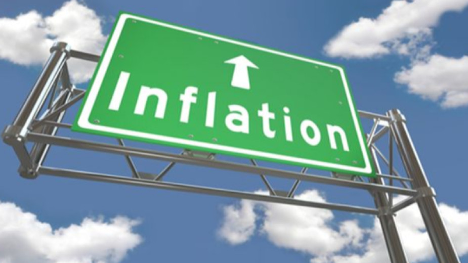 Очакванията на британската общественост за инфлацията през следващата година се