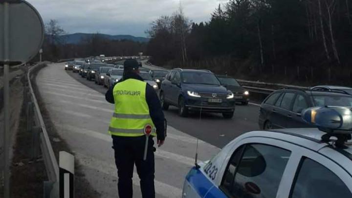 Скоро ще има нови отсечки, където Пътна полиция ще може да измерва средна скорост
