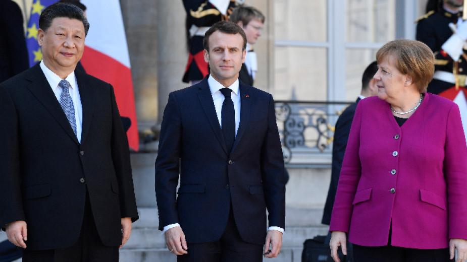 ЕС поиска от Китай реципрочност в търговията и инвестициите