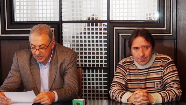 Заместник-кметът Венци Пасков представи новия директор на драматичния театър във Видин