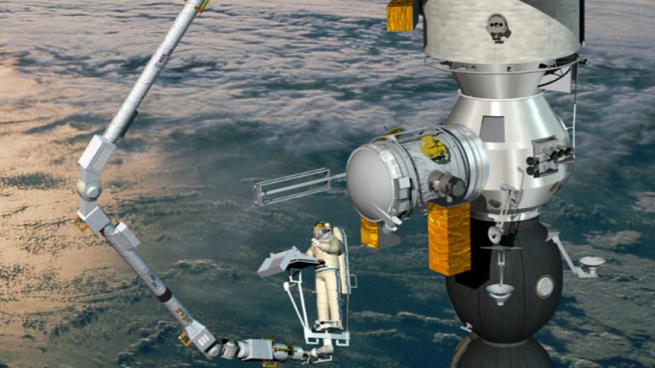 Необходимо е да се регламентира извличането на полезни изкопаеми в Космоса
